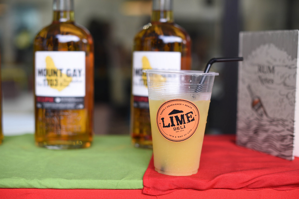 Lime Deli Rum Punch (S$10++)