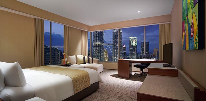 Photo Credit:  Traders Hotel, Kuala Lumpur