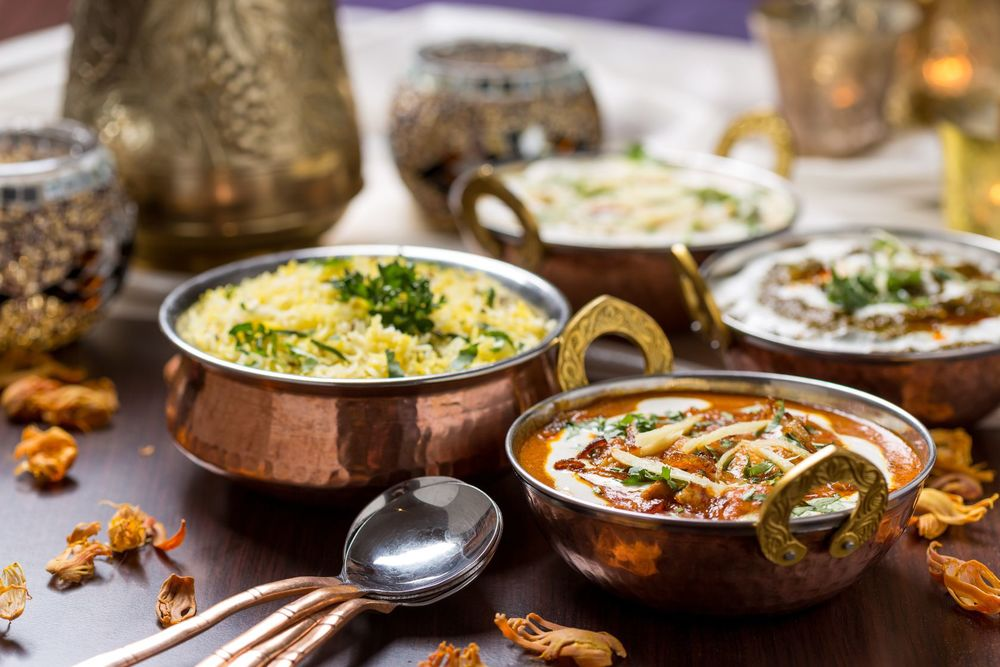 Flavours of Awadh Buffet - Orchard Hotel