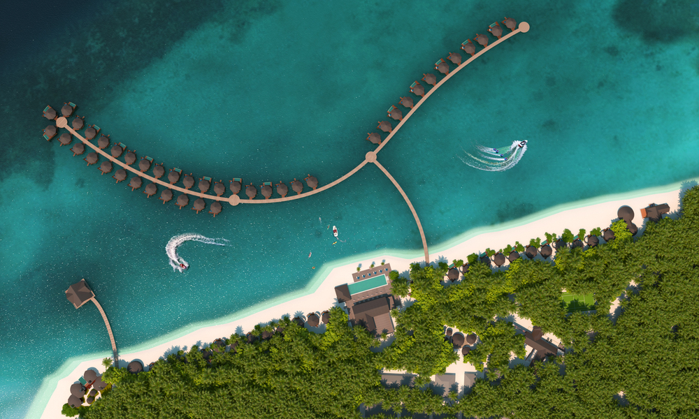 The Mercure Maldives Kooddoo Resort (opening in 2016)