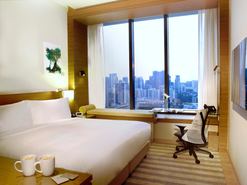 One Farrer Hotel Urban Room