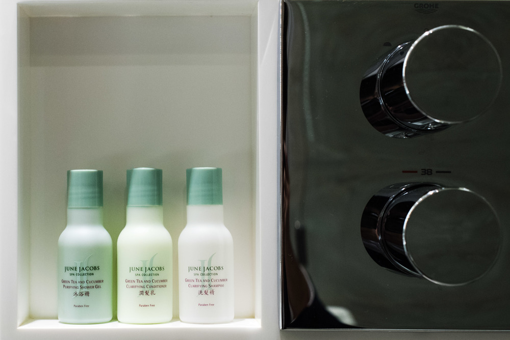 June Jacobs Bath Amenities - Grand Hyatt Taipei