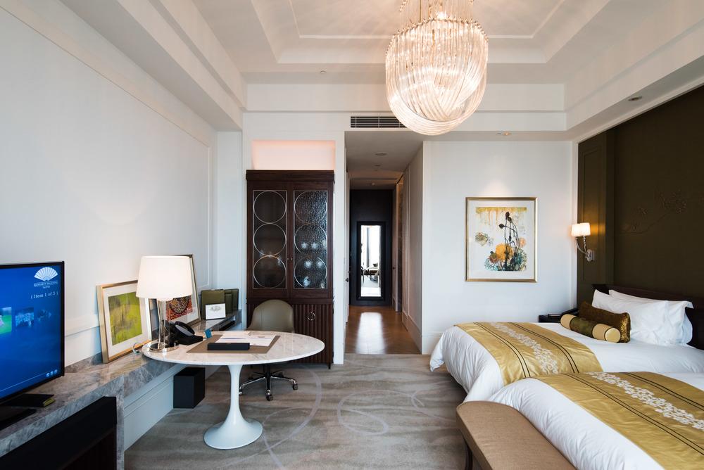 Hotel Review Mandarin Oriental Taipei The Shutterwhale