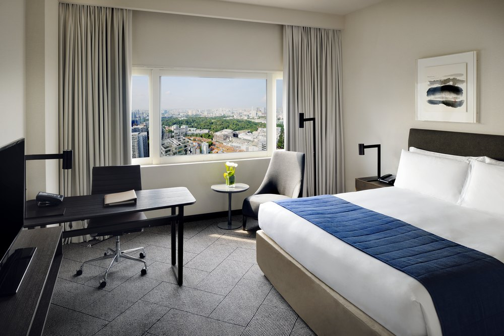 Premier Room | Photo Credit: Mandarin Orchard Singapore