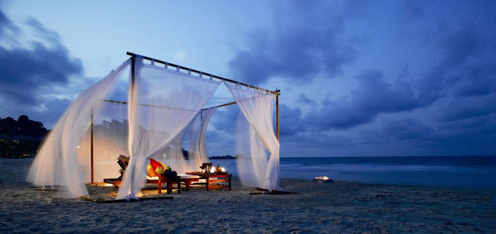 Romantic Dining at the Banyan Tree Bintan | Photo Credit: Banyan Tree Bintan