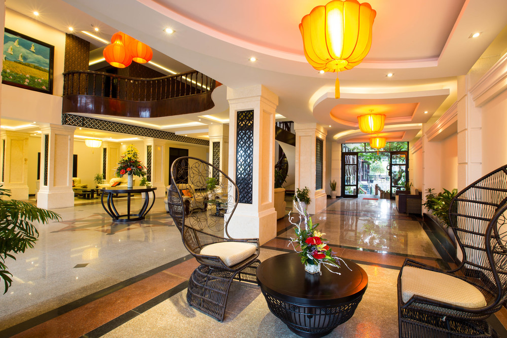 Mercure Hoi An Royal Lobby | Photo Credit: Mercure Hoi An Royal