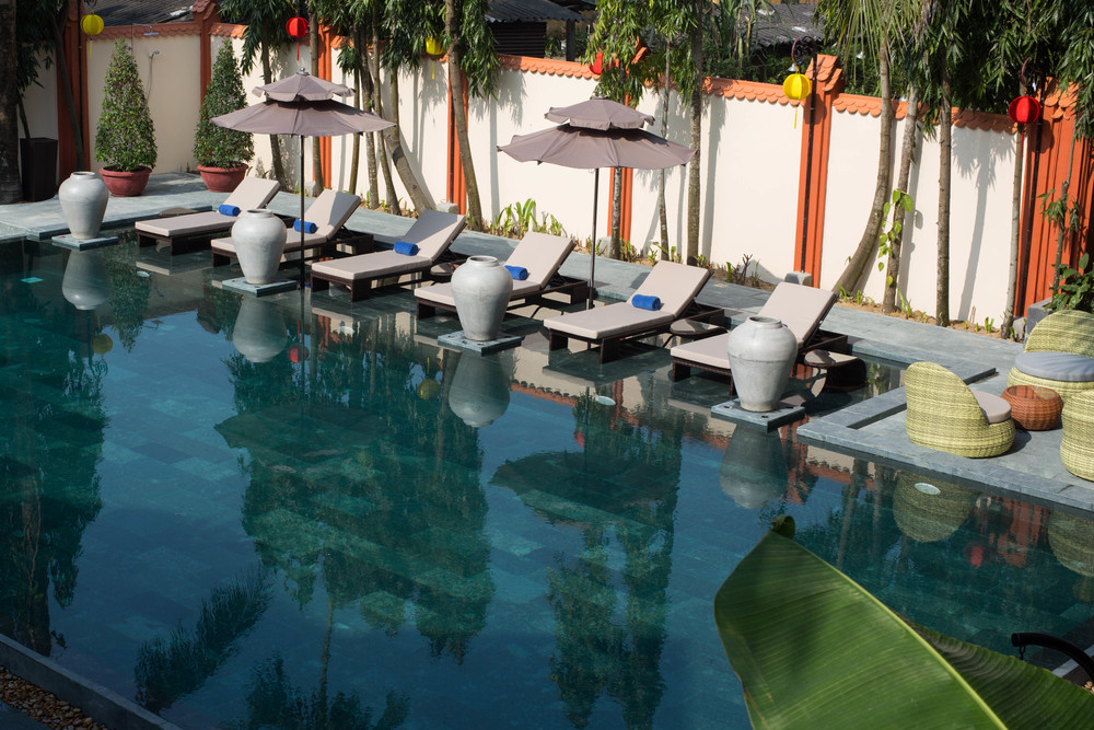Swimming Pool | Photo Credit: Mercure Hoi An Royal