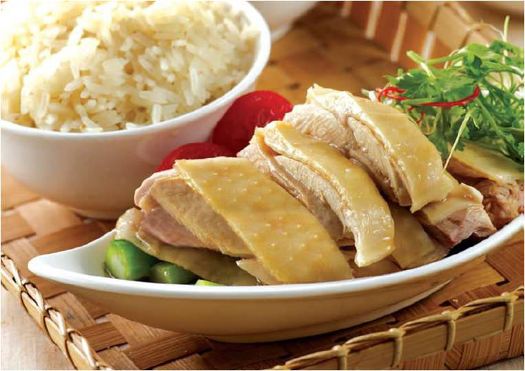 Hainanese Chicken Rice | Photo Credit: Mandarin Oriental, Singapore