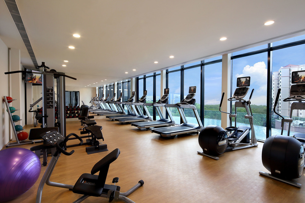 Gymnasium | Photo Credit: Park Hotel Alexandra