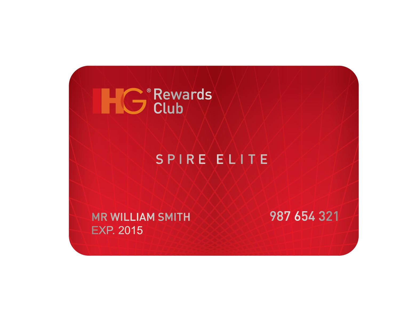 New Top-tier Membership Level on IHG Rewards Club - Spire Elite