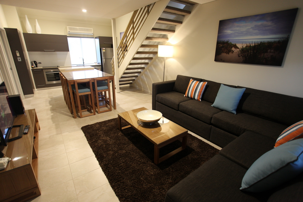 Refurbished Three-bedroom Apartment | Photo Credit: The Sebel Busselton