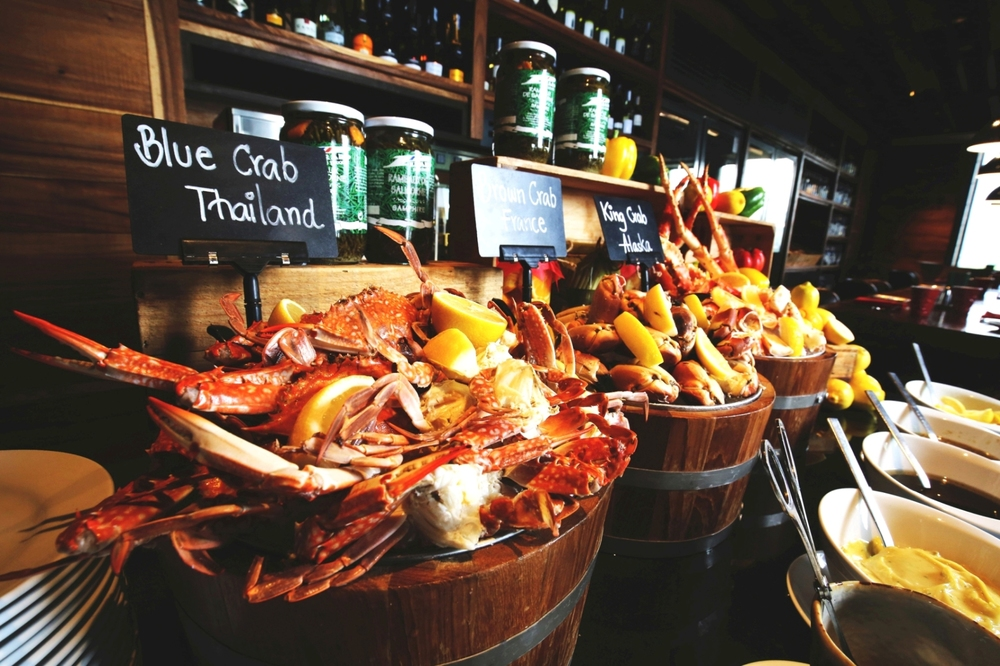 Crab Feast | Photo Credit: Sofitel So Bangkok