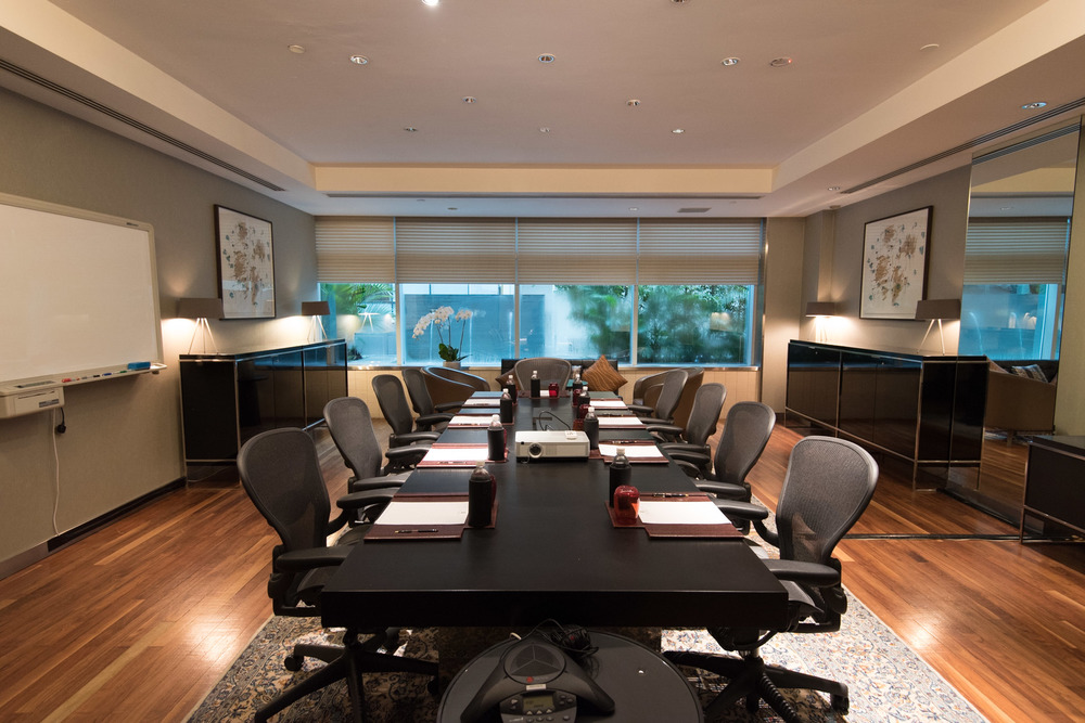 Meeting Room (Pacific Club) - Pan Pacific Orchard