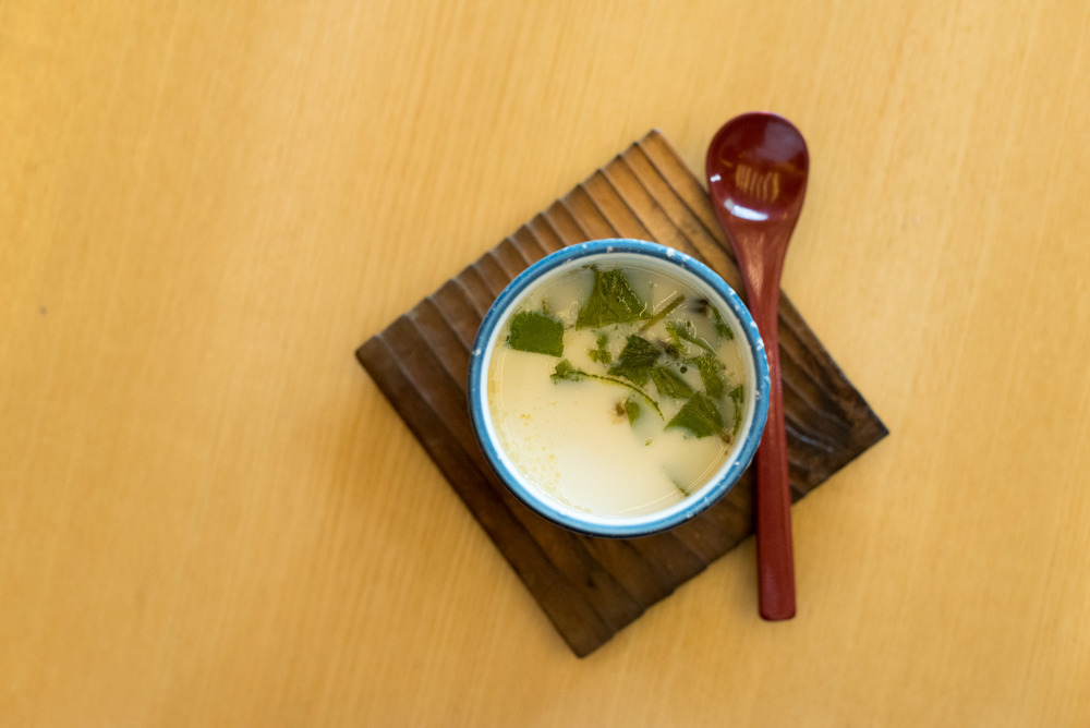 Chawanmushi (Steam Egg Custard)