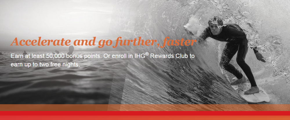 IHG 'Accelerate' Promotion | Photo Credit: InterContinental Hotels Group