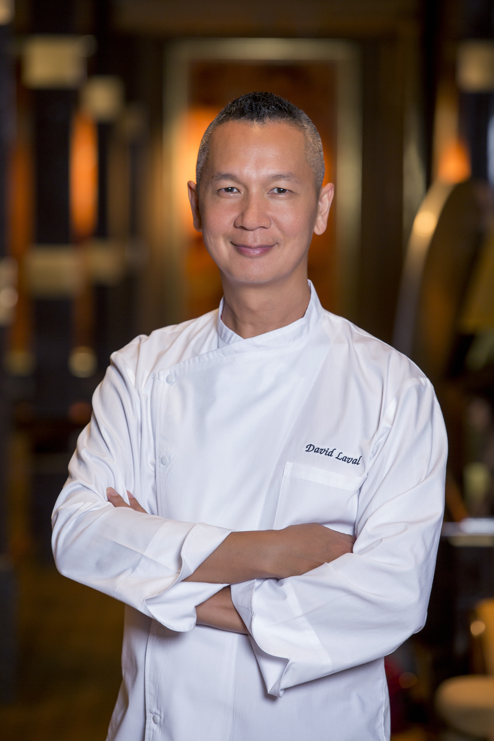 Executive Chef David Laval | Photo Credit: Conrad Centennial Singapore
