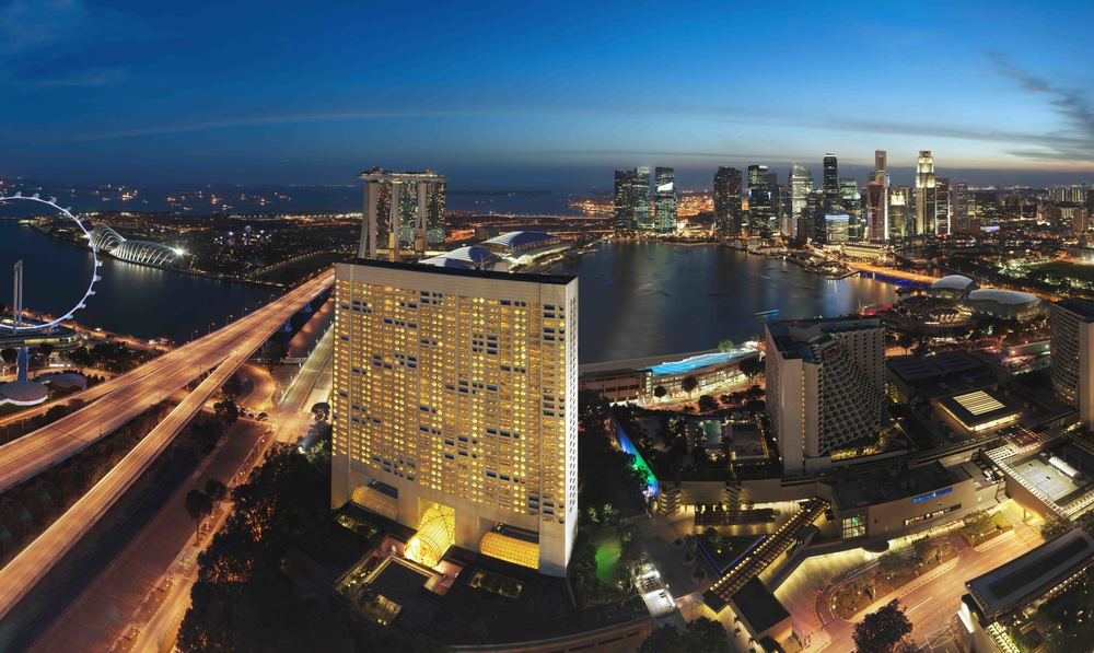 Photo Credit:The Ritz-Carlton, Millenia Singapore
