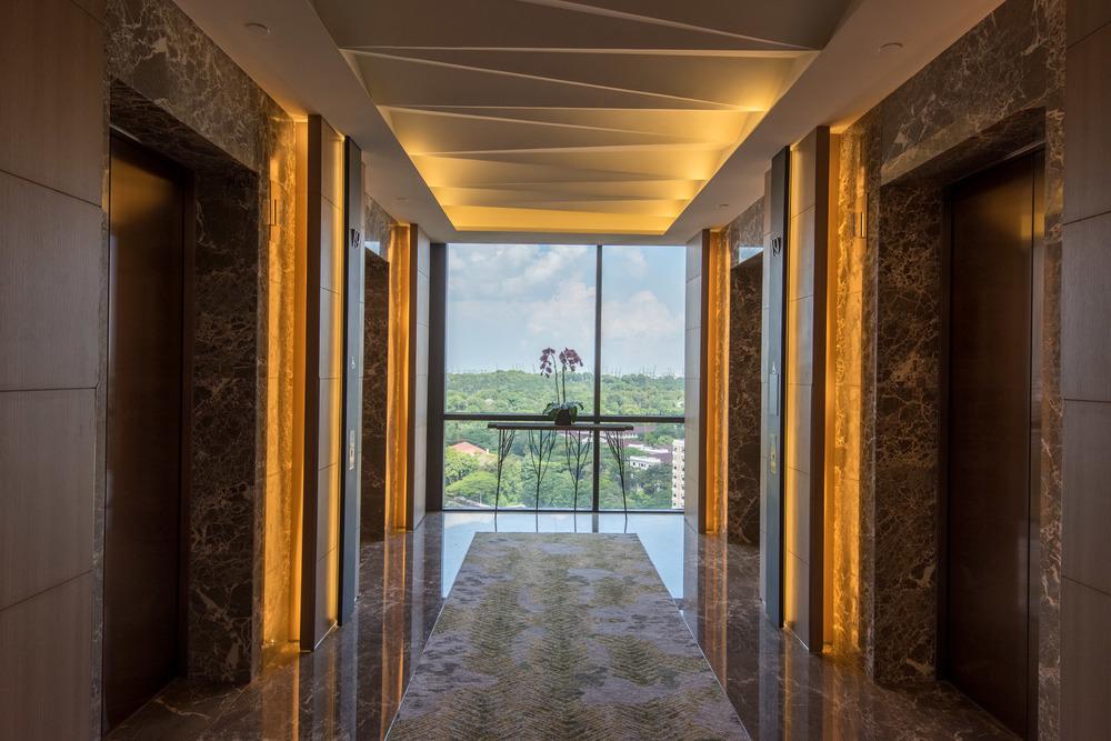Lift Lobby - Park Hotel Alexandra