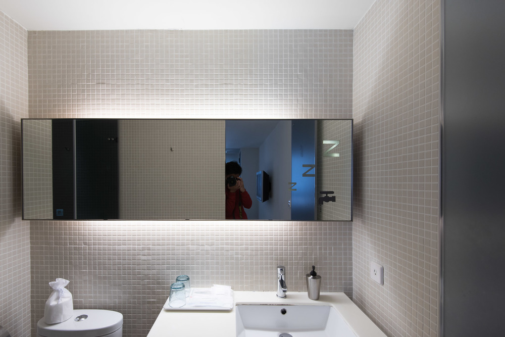 Superior Twin Room (Bathroom) - Just Sleep Linsen