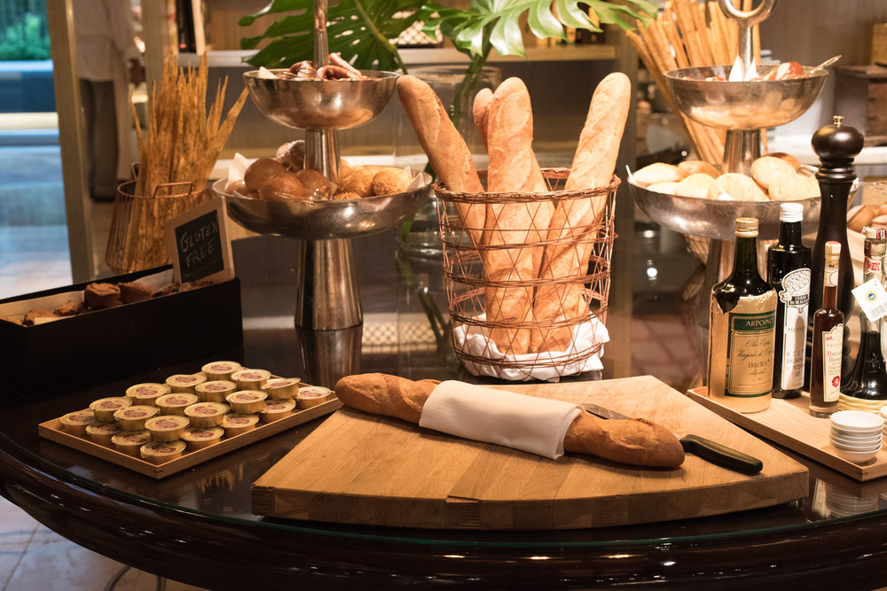 Bread Station Colony - The Ritz-Carlton, Millenia Singapore