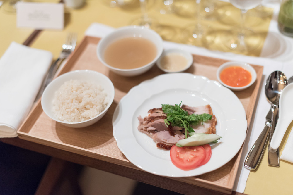 Asian Meats Colony - The Ritz-Carlton, Millenia Singapore