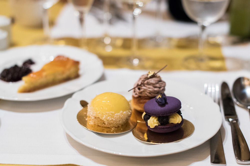 The Patisserie Colony - The Ritz-Carlton, Millenia Singapore