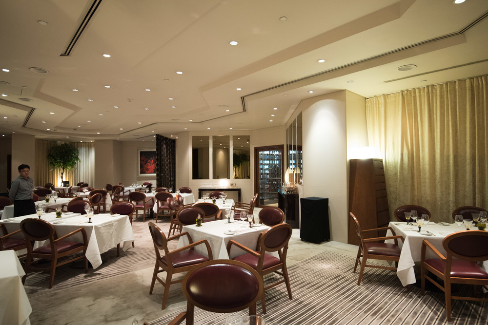 Restaurant  DOMVS, The Italian Restaurant - Sheraton Towers Singapore