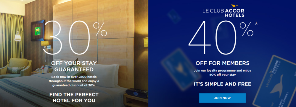 Members Save More! | Photo Credit: Accor