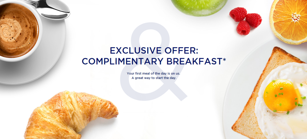 Free Breakfast | Photo Credit: Accor