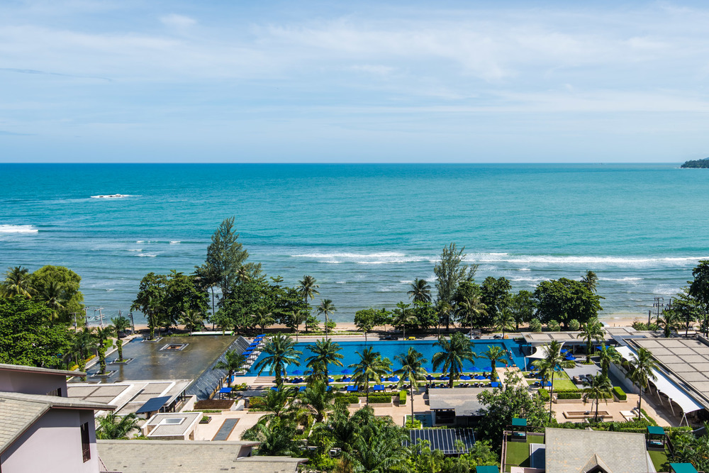Resort View Hyatt Regency Phuket Resort
