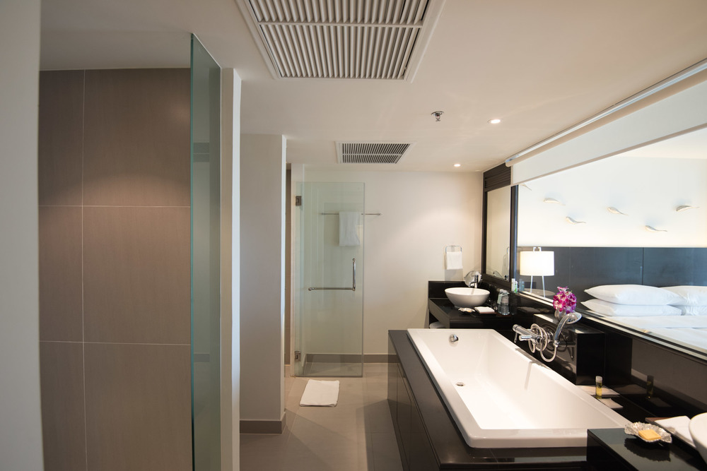 Bathroom Deluxe Two Bedroom - Hyatt Regency Phuket Resort