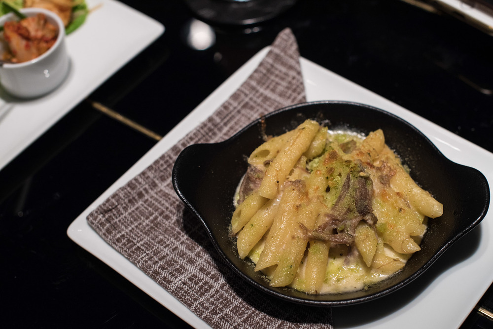 Mac 'N' Cheese (S$15++) Manhattan - Regent Singapore