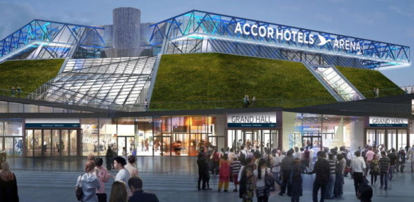 AccorHotels Arena | Photo Credit: Accor