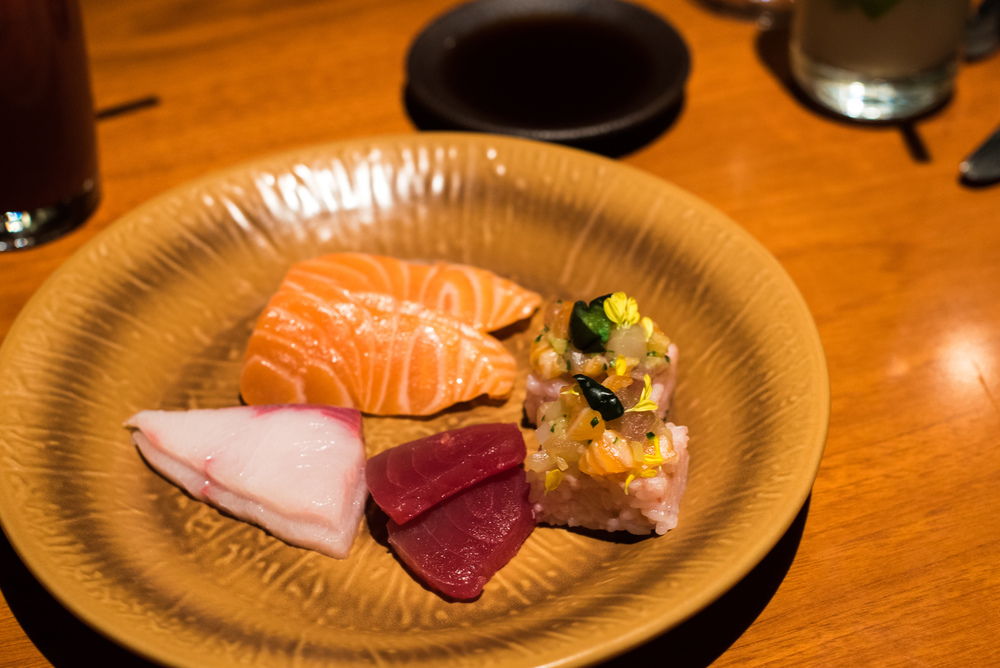 Sushi and Sashimi Bar Mezza9 (Sunday Brunch) - Grand Hyatt Singapore