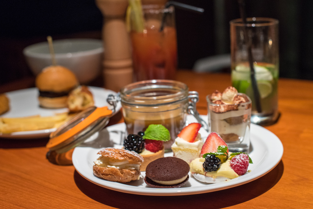 The Patisserie Mezza9 (Sunday Brunch) - Grand Hyatt Singapore
