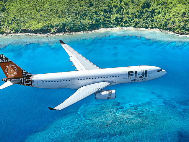 Photo Credit: Fiji Airways