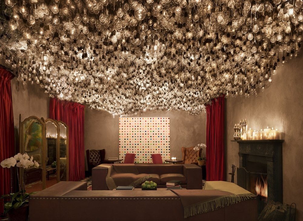 A Luxurious Addition to the Starwood Portfolio - Design Hotels | Photo Credit: Gramercy Park Hotel