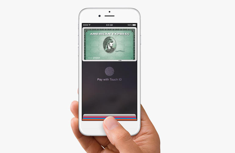 Apple Pay with American Express | Photo Credit: Apple
