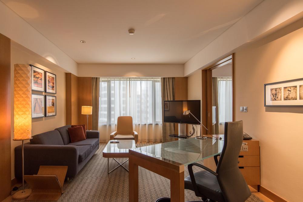 Grand Deluxe Room - Grand Hyatt Singapore