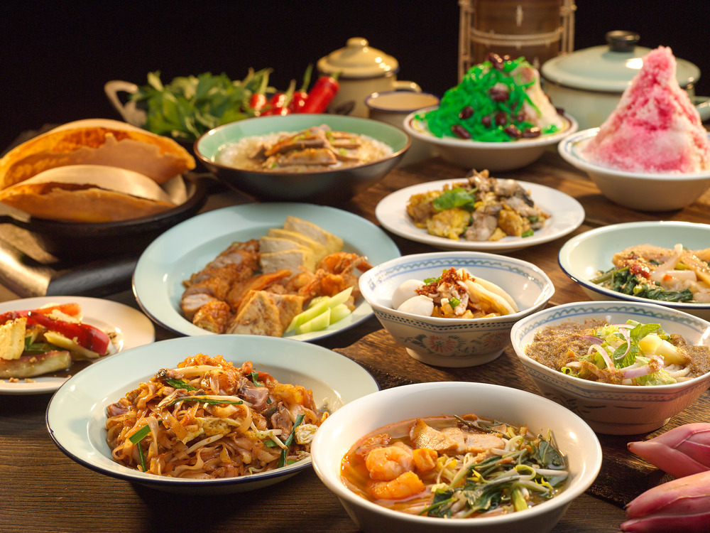 Penang Hawkers' Fare | Photo Credit: York Hotel Singapore
