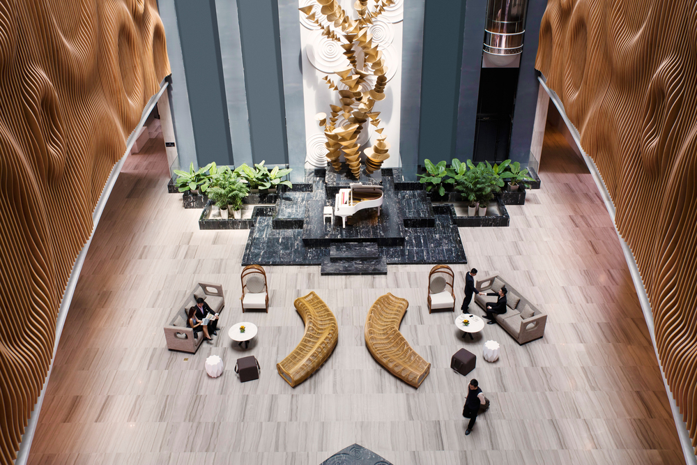 Lobby | Photo Credit: Pullman Vung Tau