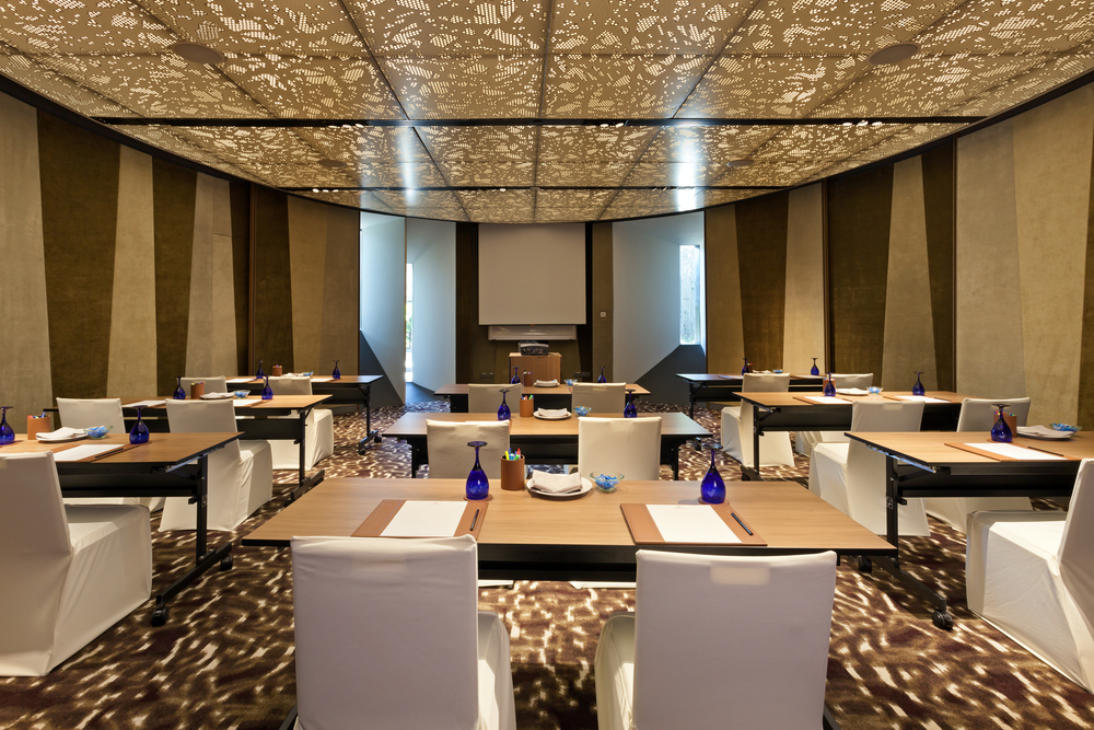 Meeting Room | Photo Credit: Crowne Plaza Changi Airport