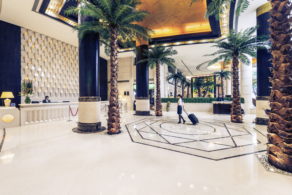 Hotel Lobby | Photo Credit: Mercure Shanghai Royalton