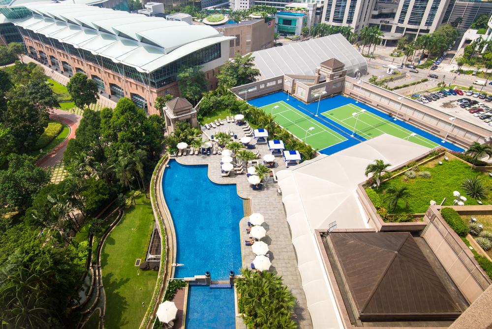 Swimming Pool    Mandarin Oriental, Kuala Lumpur