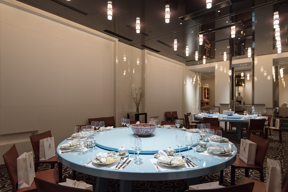 Garden Suite (Private Dining)    Summer Pavilion - The Ritz-Carlton, Millenia Singapore