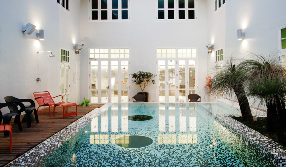 Swimming Pool | Photo Credit: New Majestic Hotel