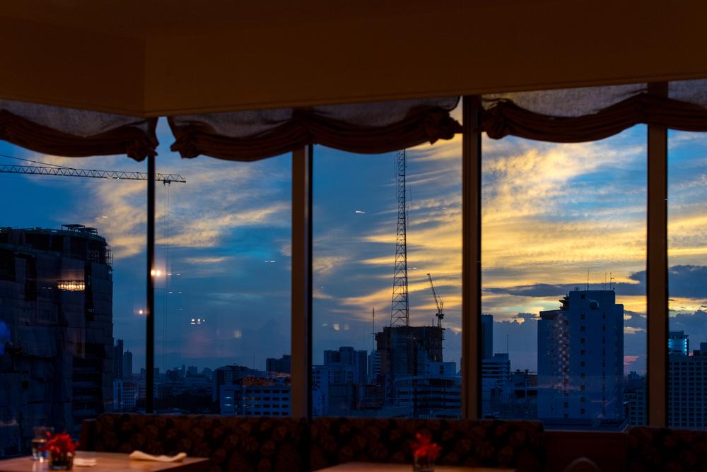 Grand Club Grand Hyatt Erawan Bangkok