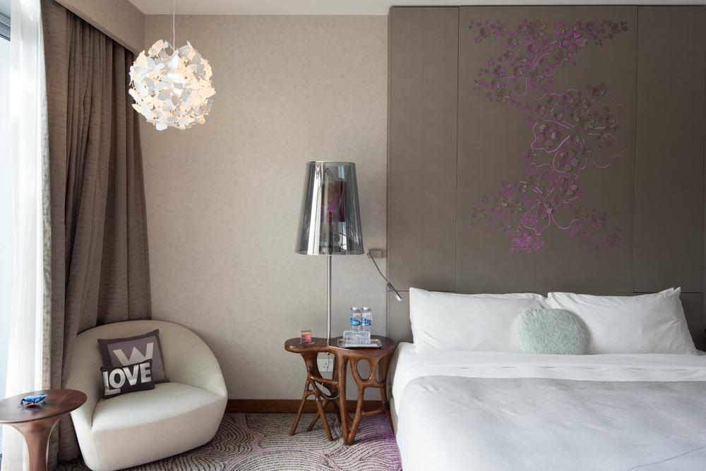 Bedroom - Fabulous Room  W Singapore Sentosa Cove