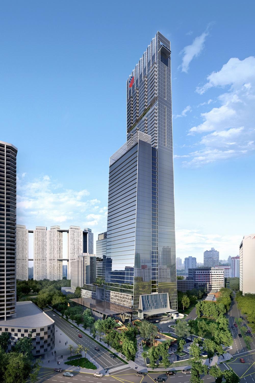 Artist Impression of Sofitel Singapore City Centre | Photo Credit: AccorHotels