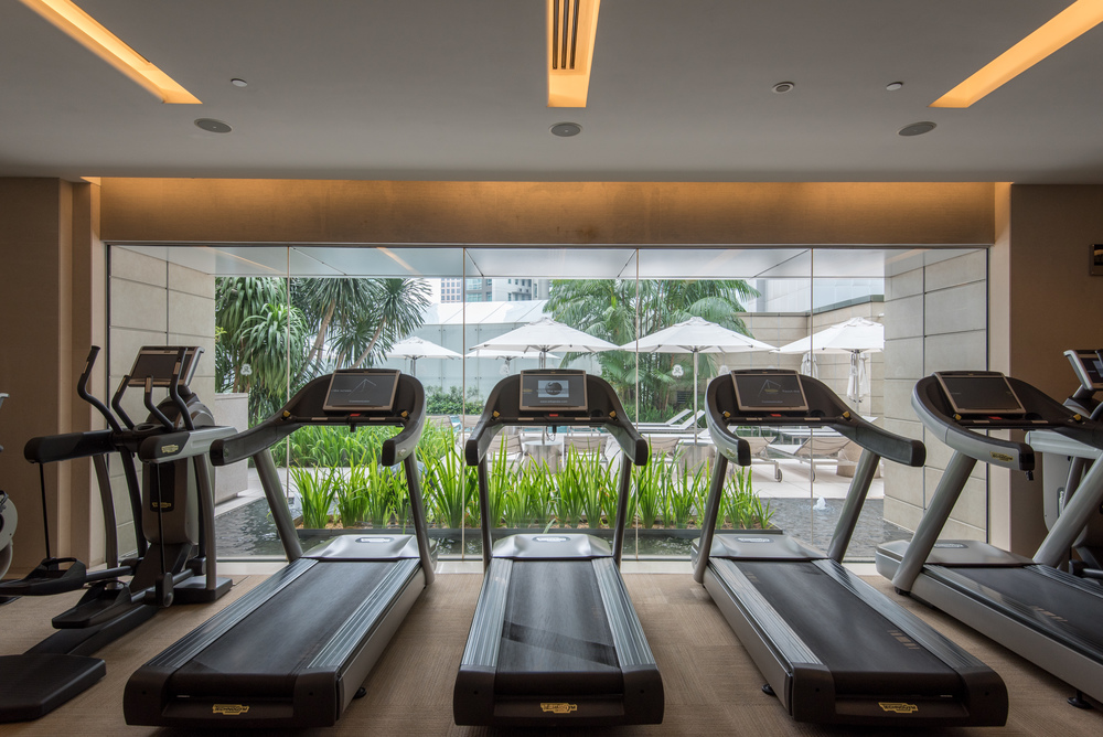 Gym    The St. Regis Singapore